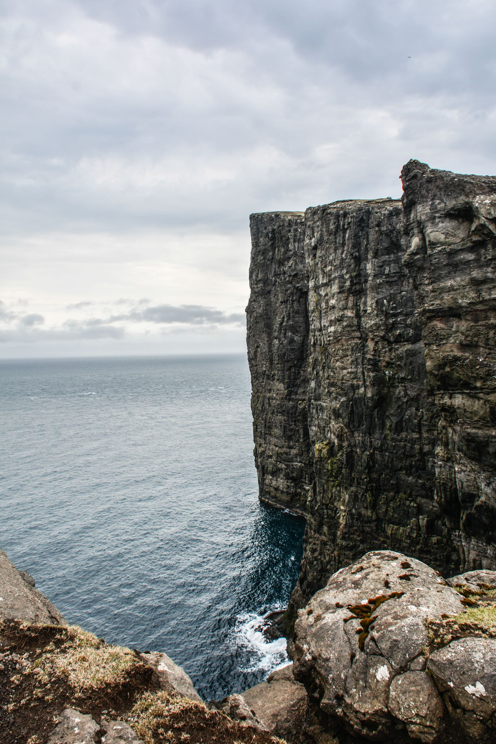 Have You Ever Seen The Cliff Top Lake of Sørvágsvatn, Faroe Islands? (2)