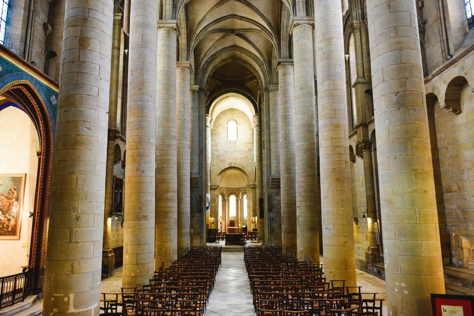 A Morning In The French Commune Of Brive-la-Gaillarde (14)