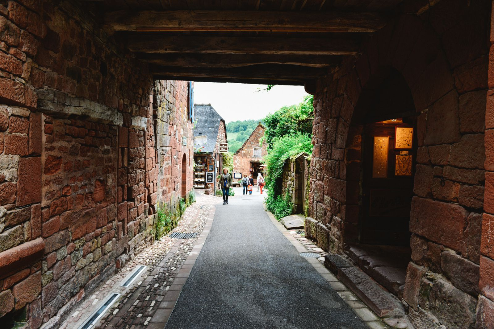 This Is The Most Beautiful Village In France - Collonges-La-Rouge (25)