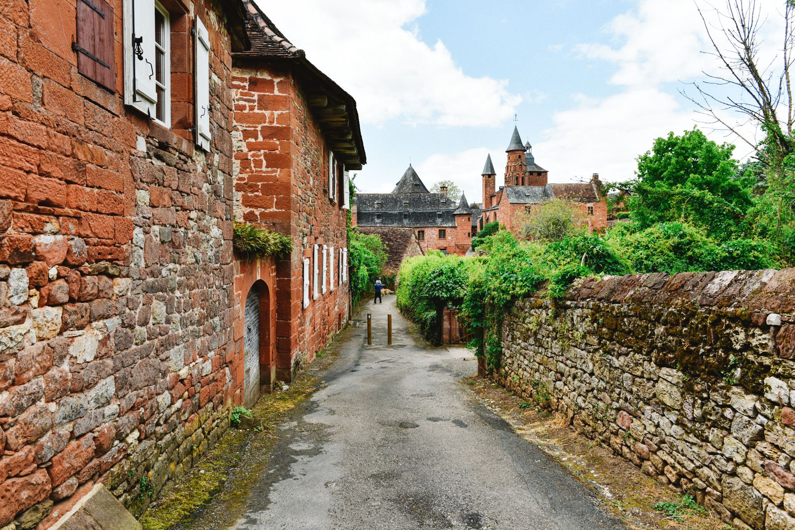This Is The Most Beautiful Village In France - Collonges-La-Rouge (56)