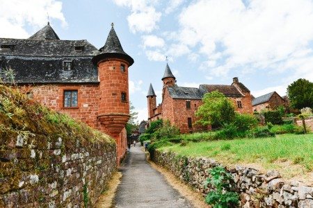 This Is The Most Beautiful Village In France – Collonges-La-Rouge
