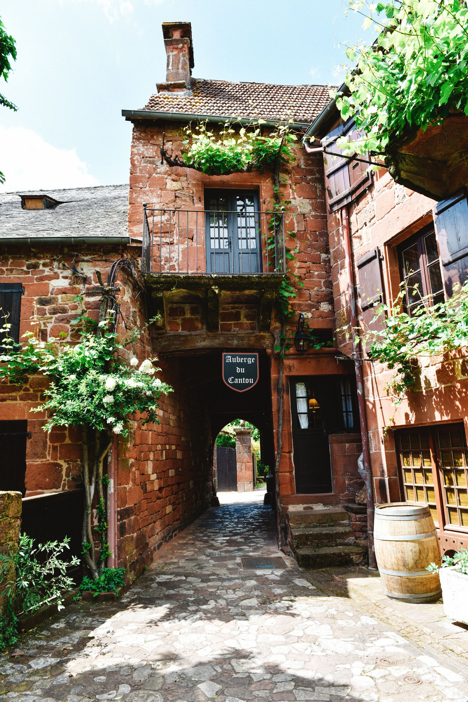 This Is The Most Beautiful Village In France - Collonges-La-Rouge (66)
