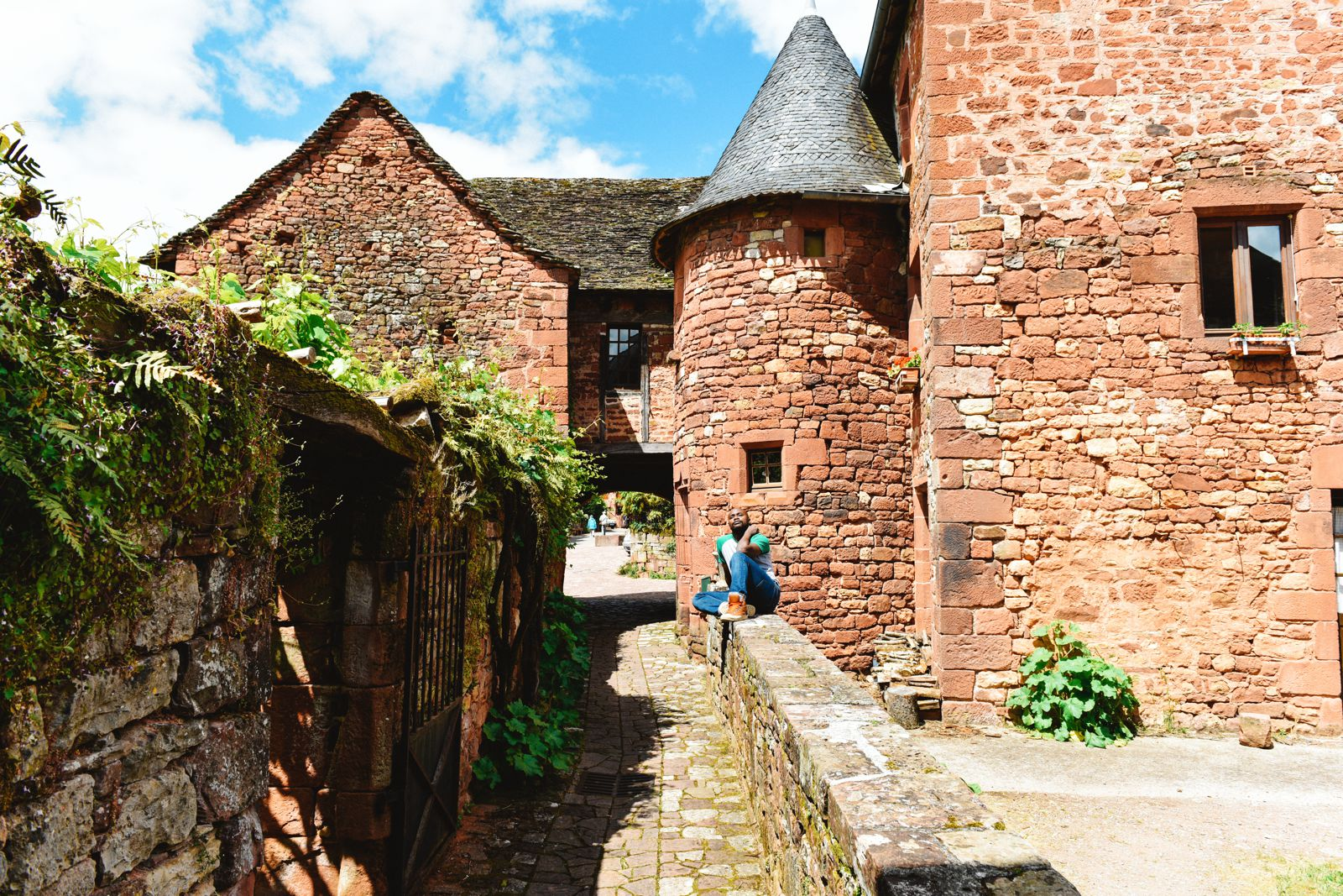 This Is The Most Beautiful Village In France - Collonges-La-Rouge (69)