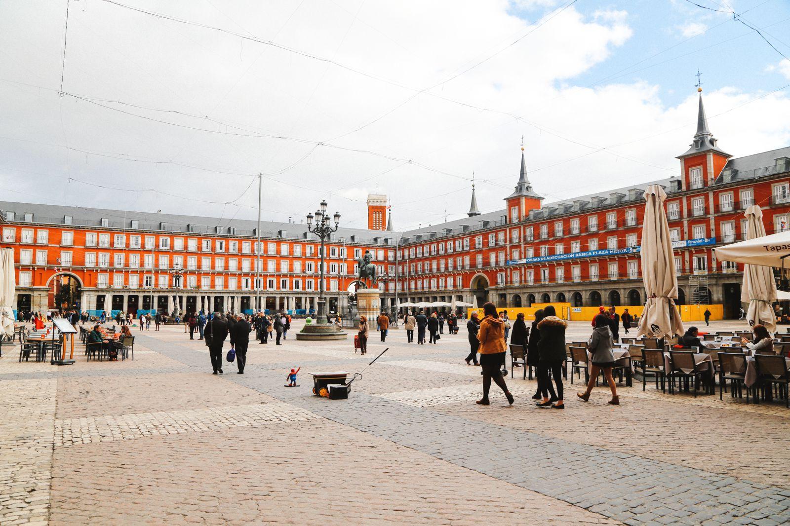 The Impressive Sights Of Madrid, Spain... (8)