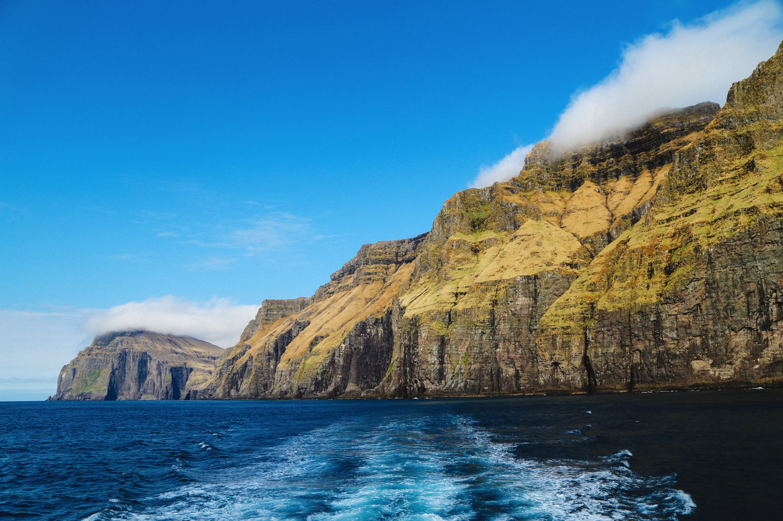 Around The Faroe Islands In 80 Minutes! (55)