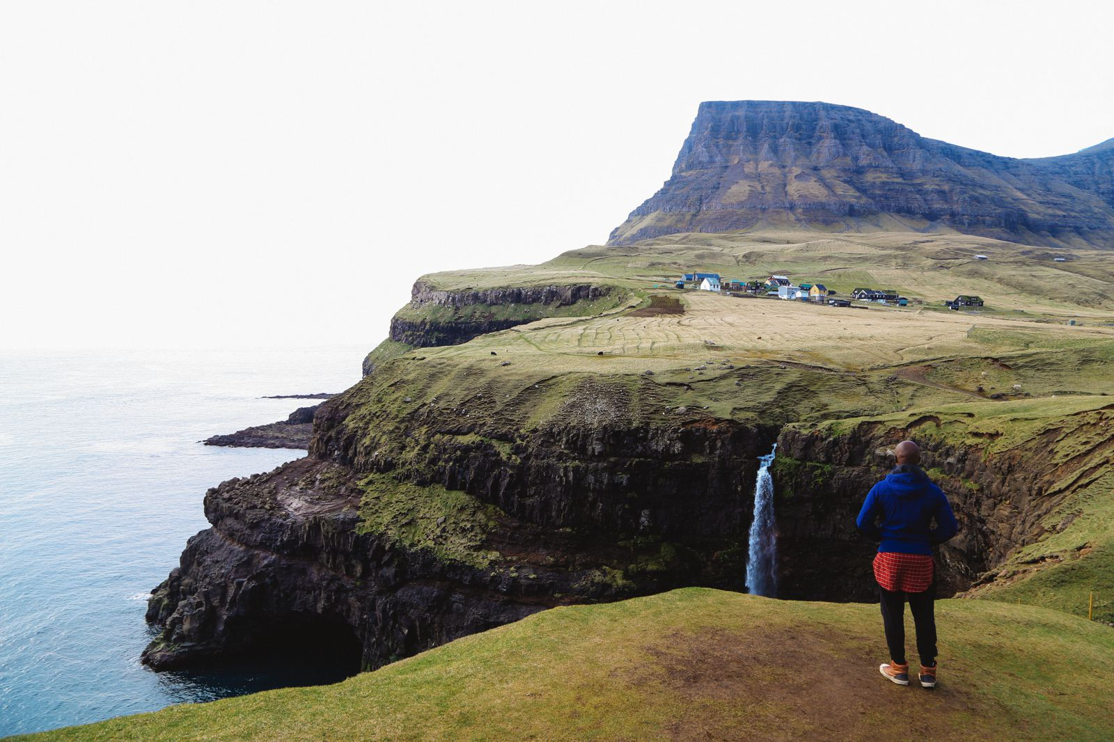 The Most Amazing Waterfall In The Faroe Islands! (24)