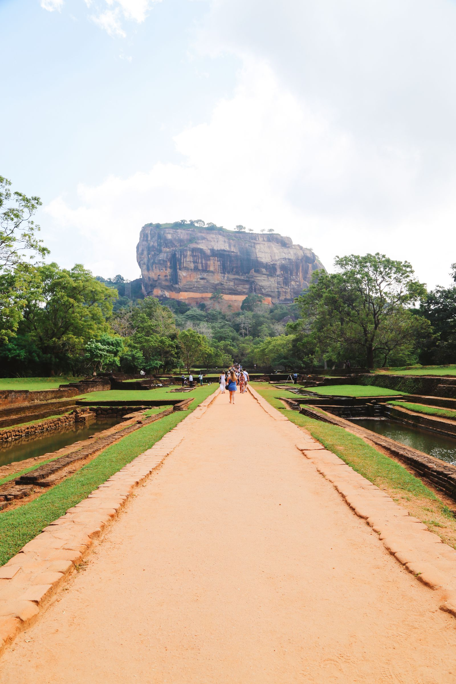 The Complete Guide To Climbing Sri Lanka's UNESCO World Heritage Site Of Sigiriya - Lion Rock (10)