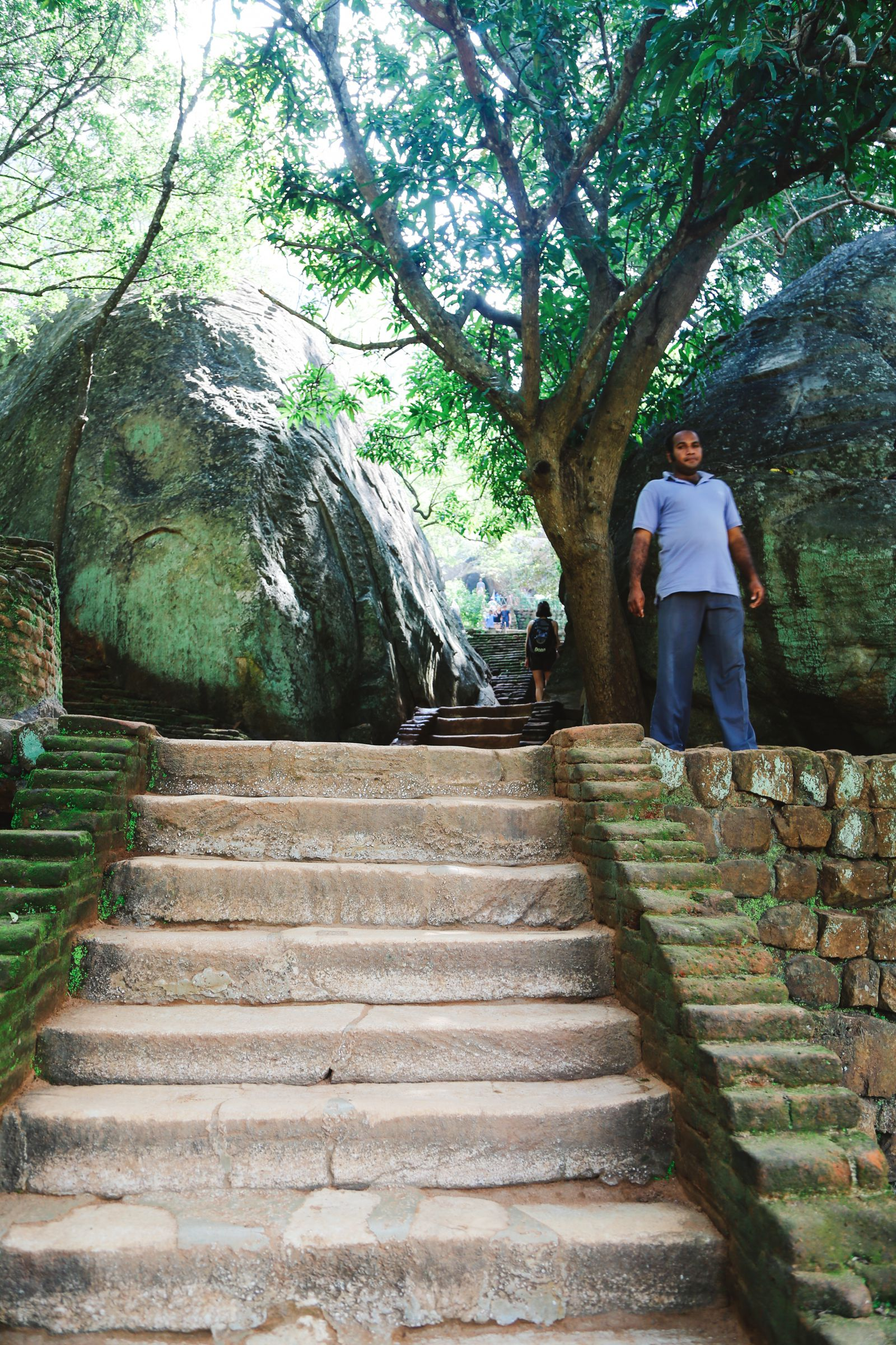 The Complete Guide To Climbing Sri Lanka's UNESCO World Heritage Site Of Sigiriya - Lion Rock (12)