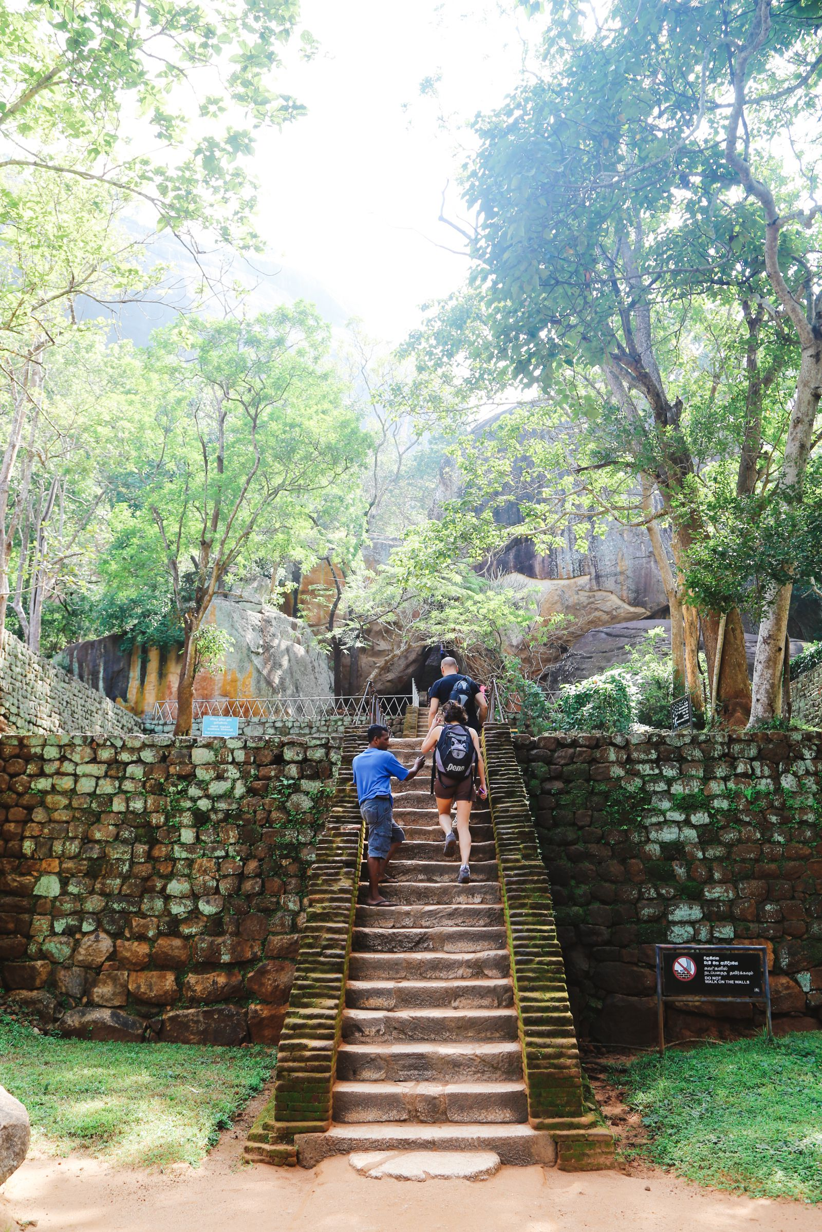 The Complete Guide To Climbing Sri Lanka's UNESCO World Heritage Site Of Sigiriya - Lion Rock (13)