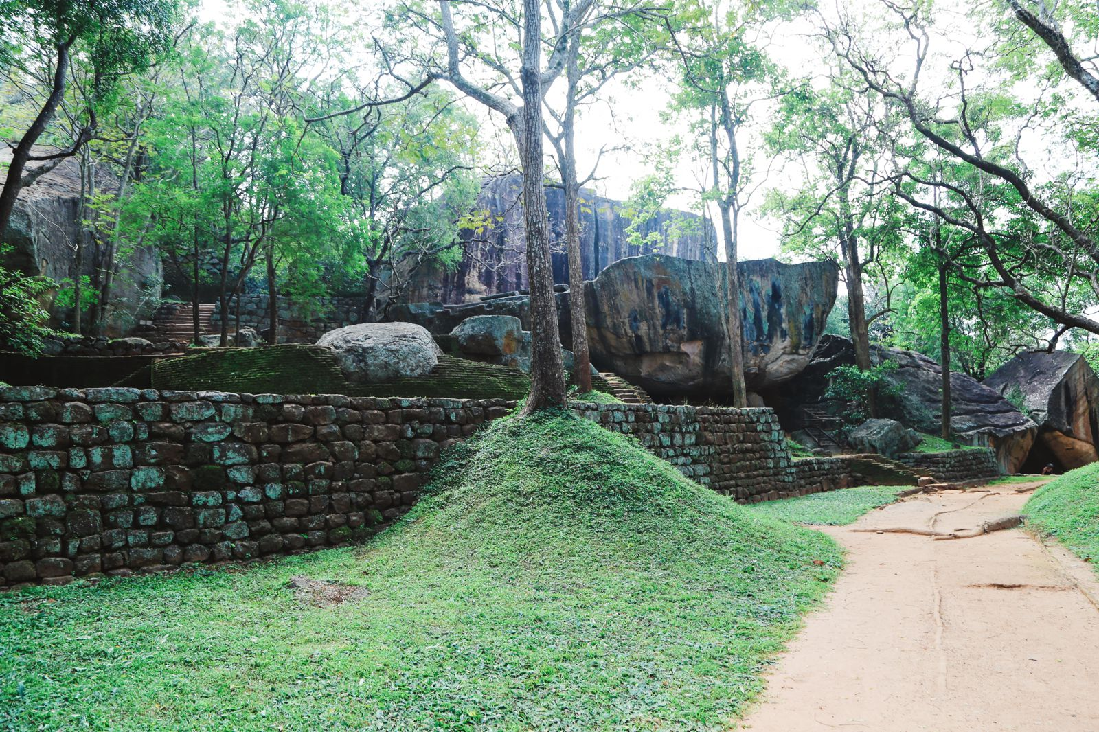 The Complete Guide To Climbing Sri Lanka's UNESCO World Heritage Site Of Sigiriya - Lion Rock (16)