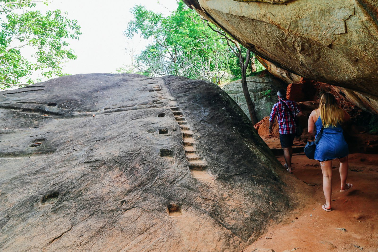 The Complete Guide To Climbing Sri Lanka's UNESCO World Heritage Site Of Sigiriya - Lion Rock (17)
