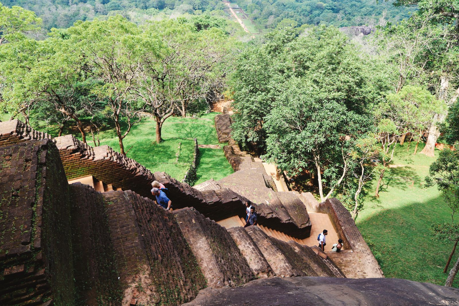 The Complete Guide To Climbing Sri Lanka's UNESCO World Heritage Site Of Sigiriya - Lion Rock (19)
