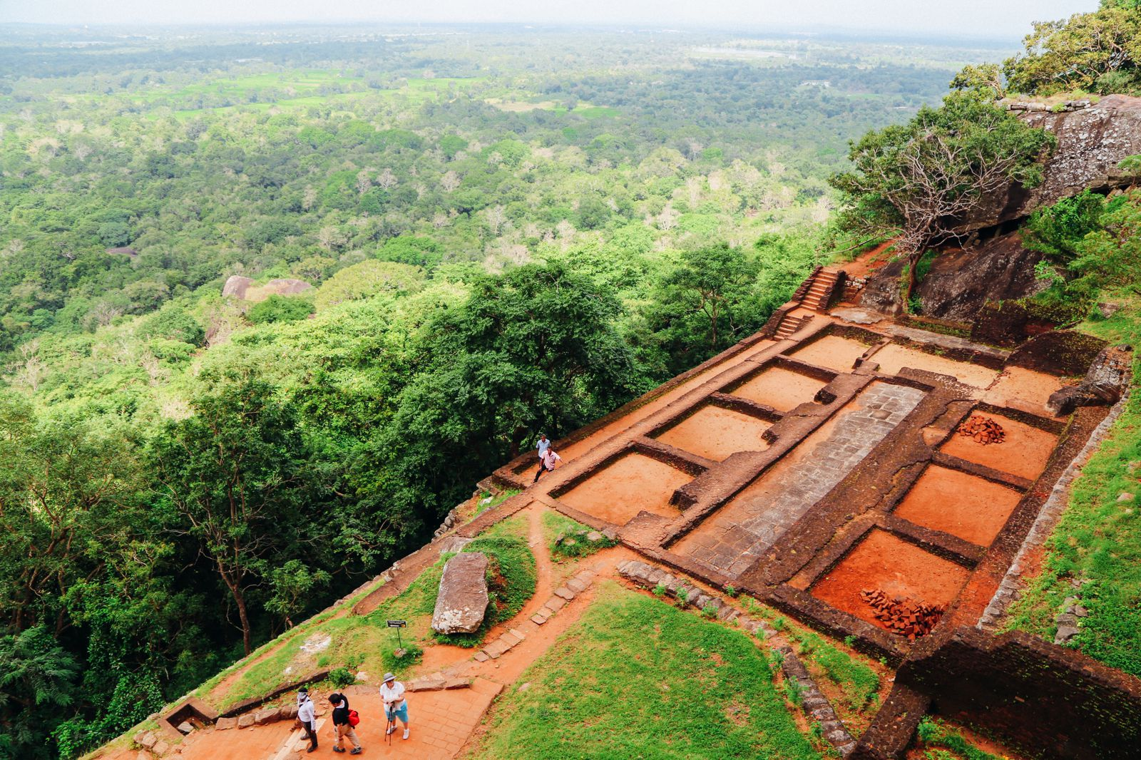 The Complete Guide To Climbing Sri Lanka's UNESCO World Heritage Site Of Sigiriya - Lion Rock (22)