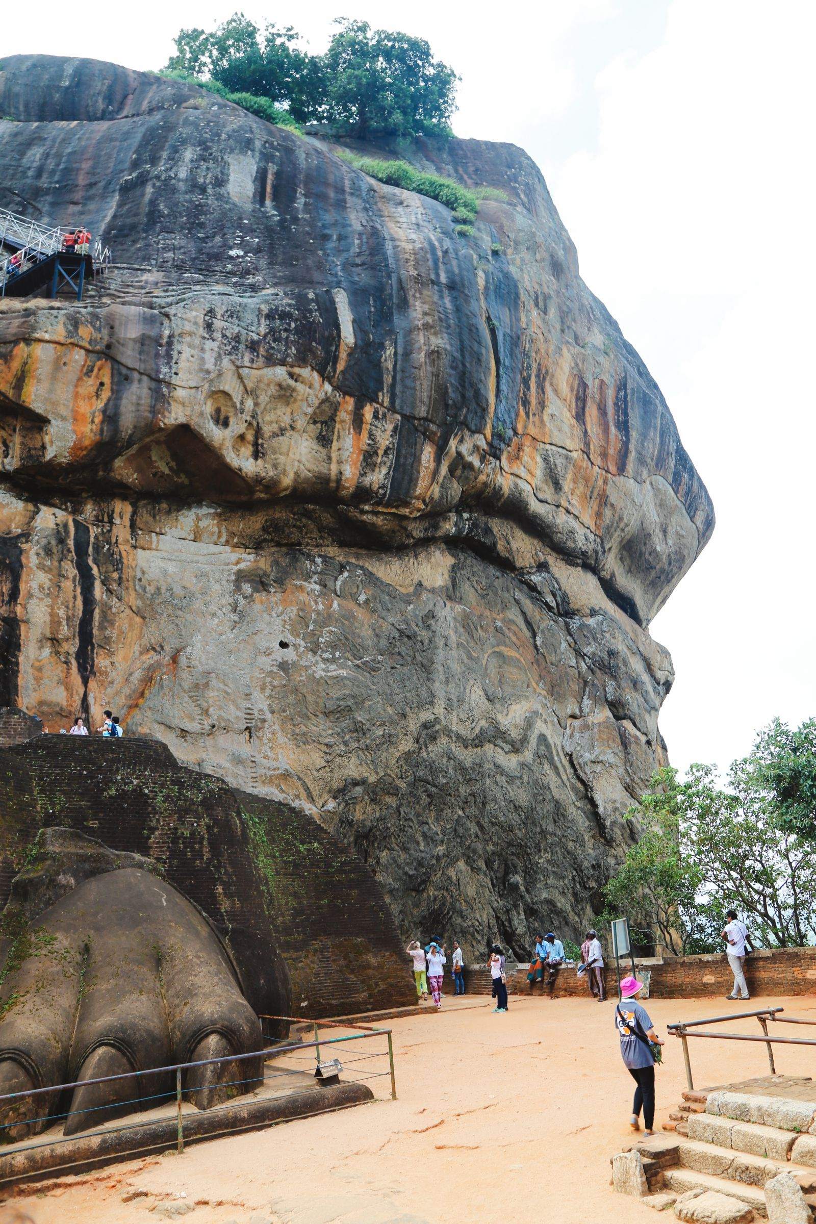 The Complete Guide To Climbing Sri Lanka's UNESCO World Heritage Site Of Sigiriya - Lion Rock (26)