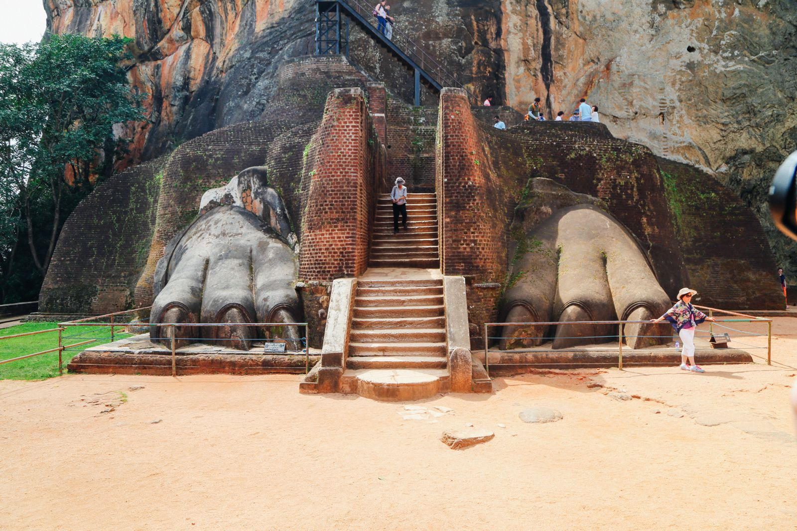 The Complete Guide To Climbing Sri Lanka's UNESCO World Heritage Site Of Sigiriya - Lion Rock (27)