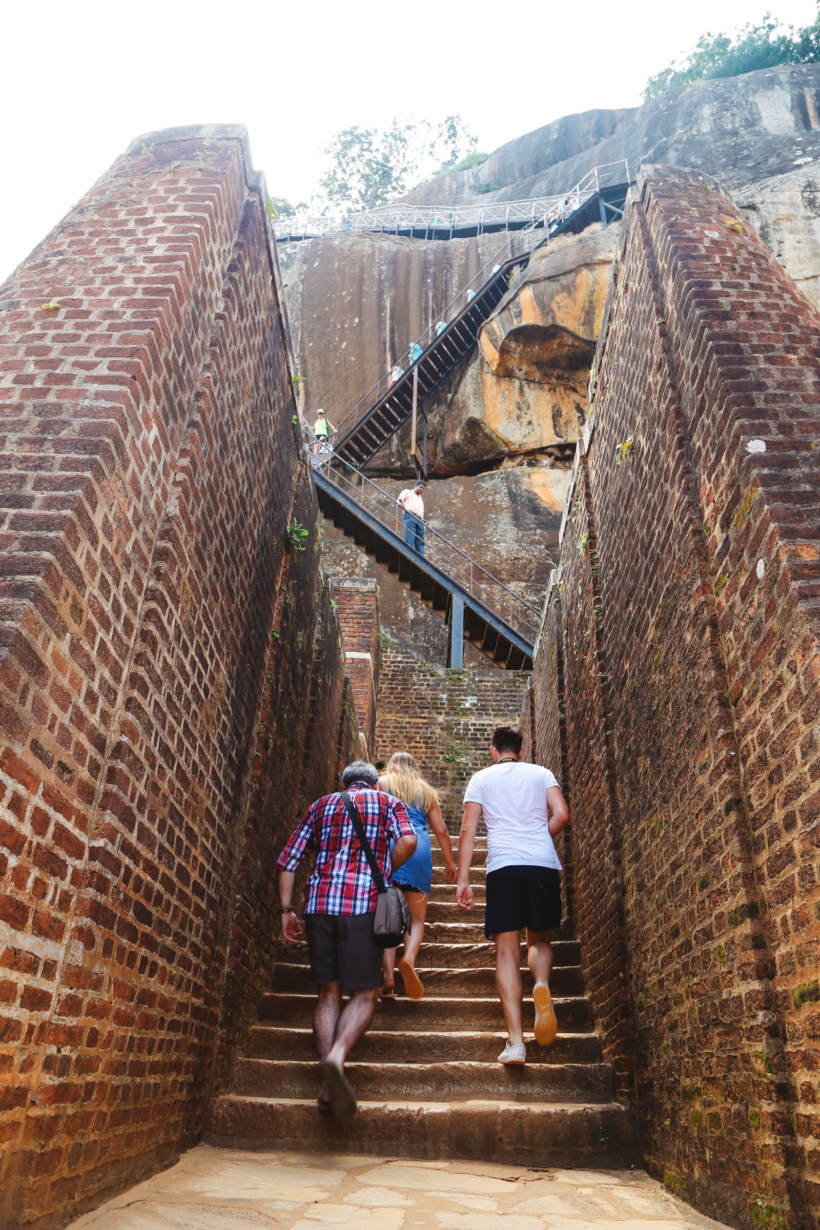 The Complete Guide To Climbing Sri Lanka's UNESCO World Heritage Site Of Sigiriya - Lion Rock (28)