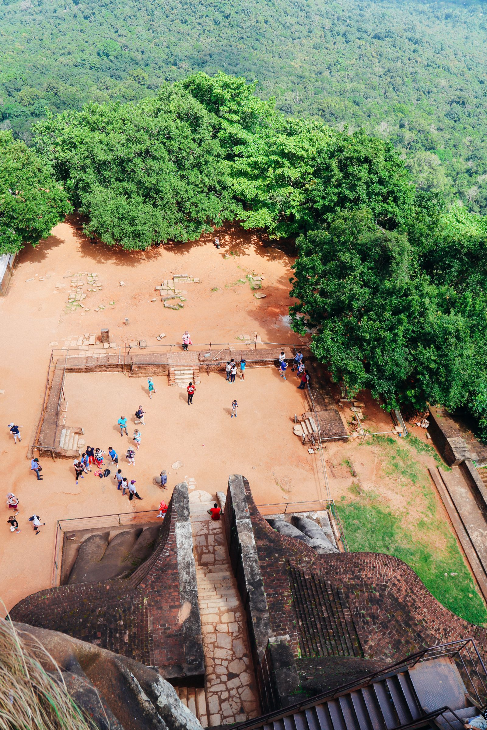 The Complete Guide To Climbing Sri Lanka's UNESCO World Heritage Site Of Sigiriya - Lion Rock (30)