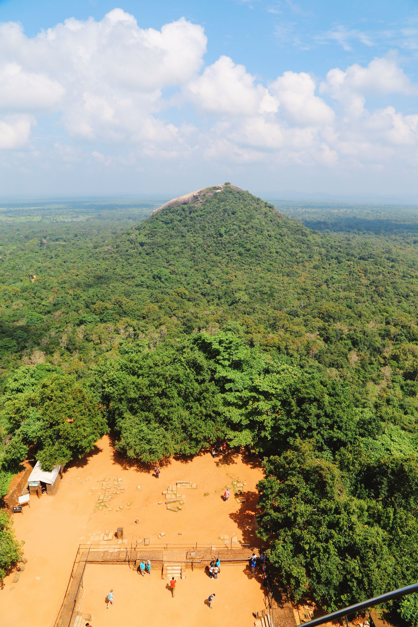 The Complete Guide To Climbing Sri Lanka's UNESCO World Heritage Site Of Sigiriya - Lion Rock (31)