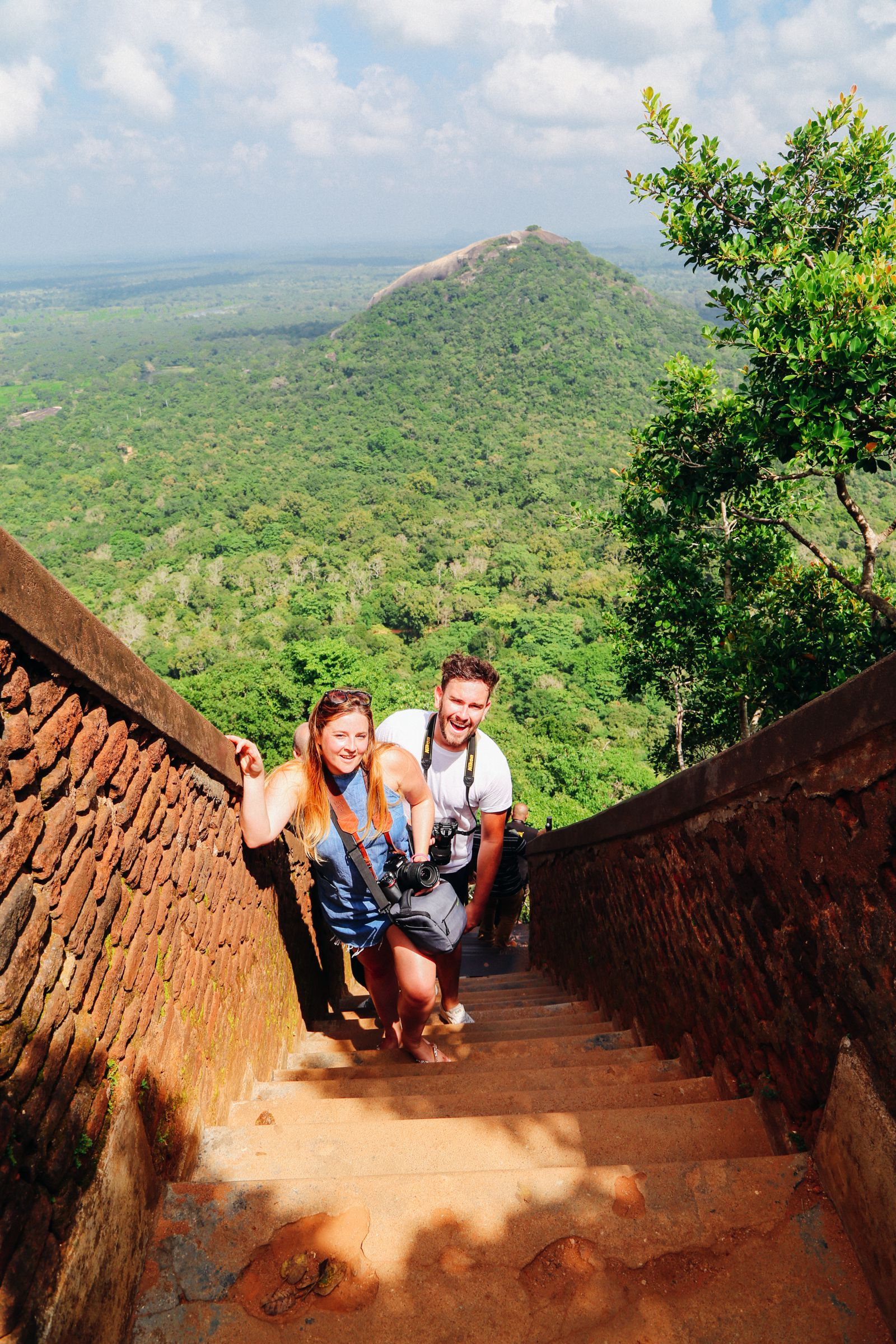 The Complete Guide To Climbing Sri Lanka's UNESCO World Heritage Site Of Sigiriya - Lion Rock (32)