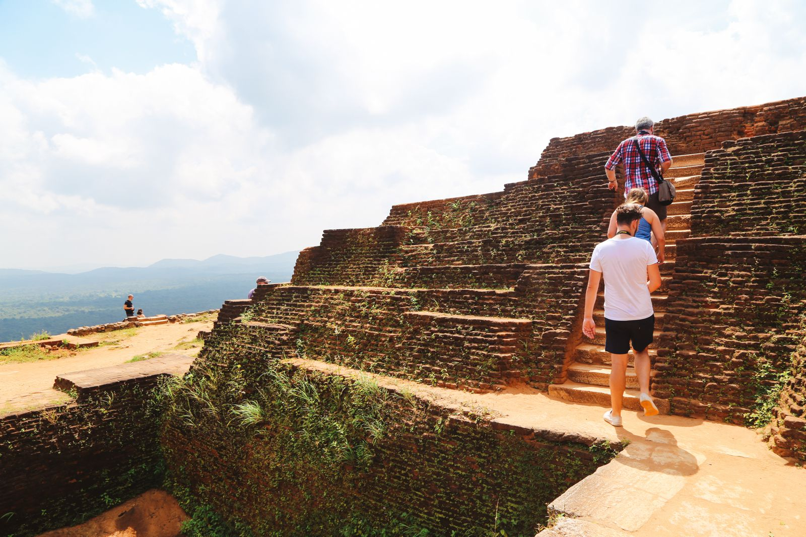 The Complete Guide To Climbing Sri Lanka's UNESCO World Heritage Site Of Sigiriya - Lion Rock (34)