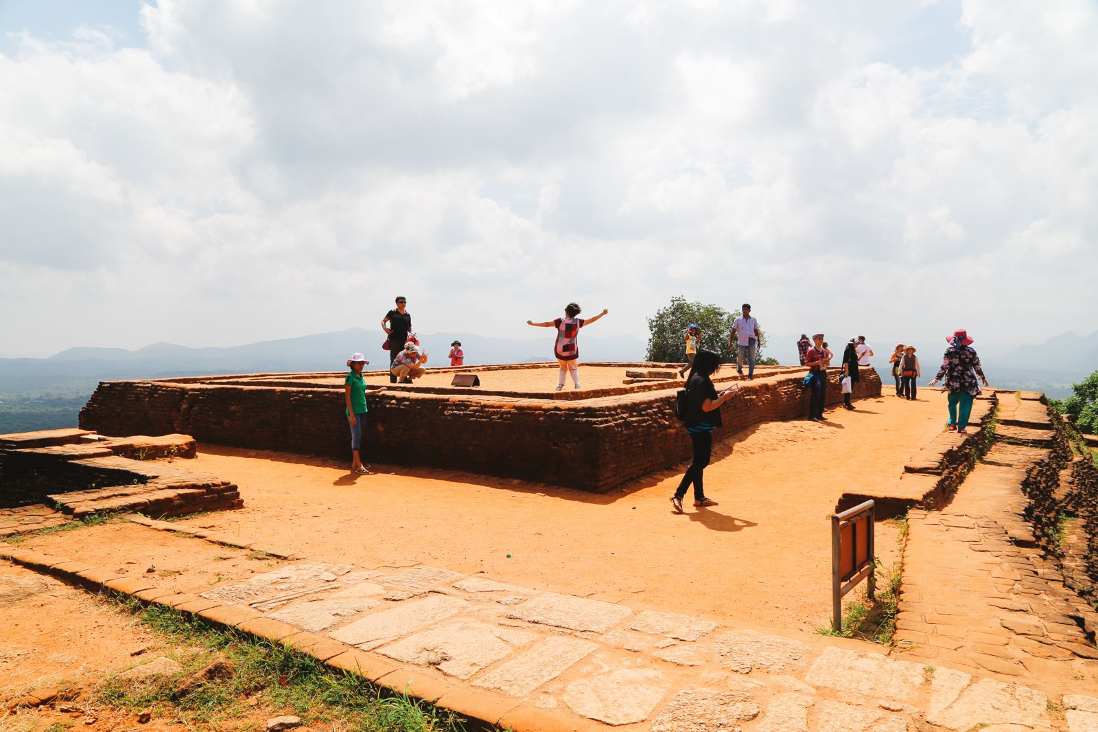 The Complete Guide To Climbing Sri Lanka's UNESCO World Heritage Site Of Sigiriya - Lion Rock (35)