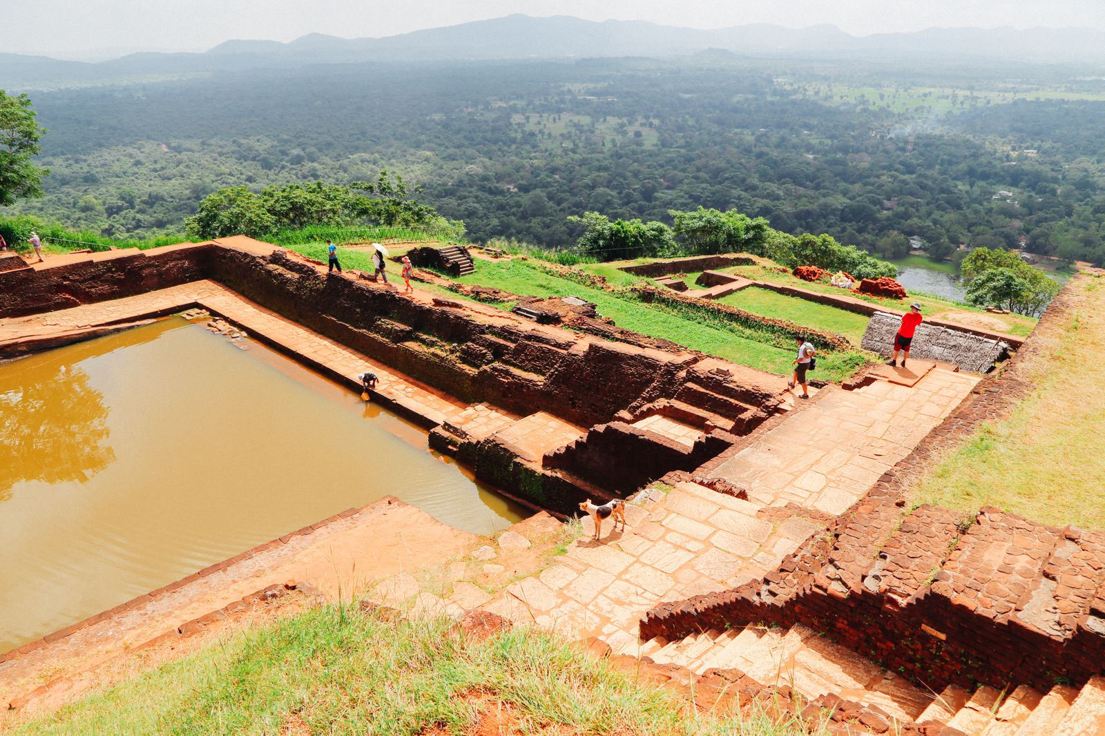 The Complete Guide To Climbing Sri Lanka's UNESCO World Heritage Site Of Sigiriya - Lion Rock (45)
