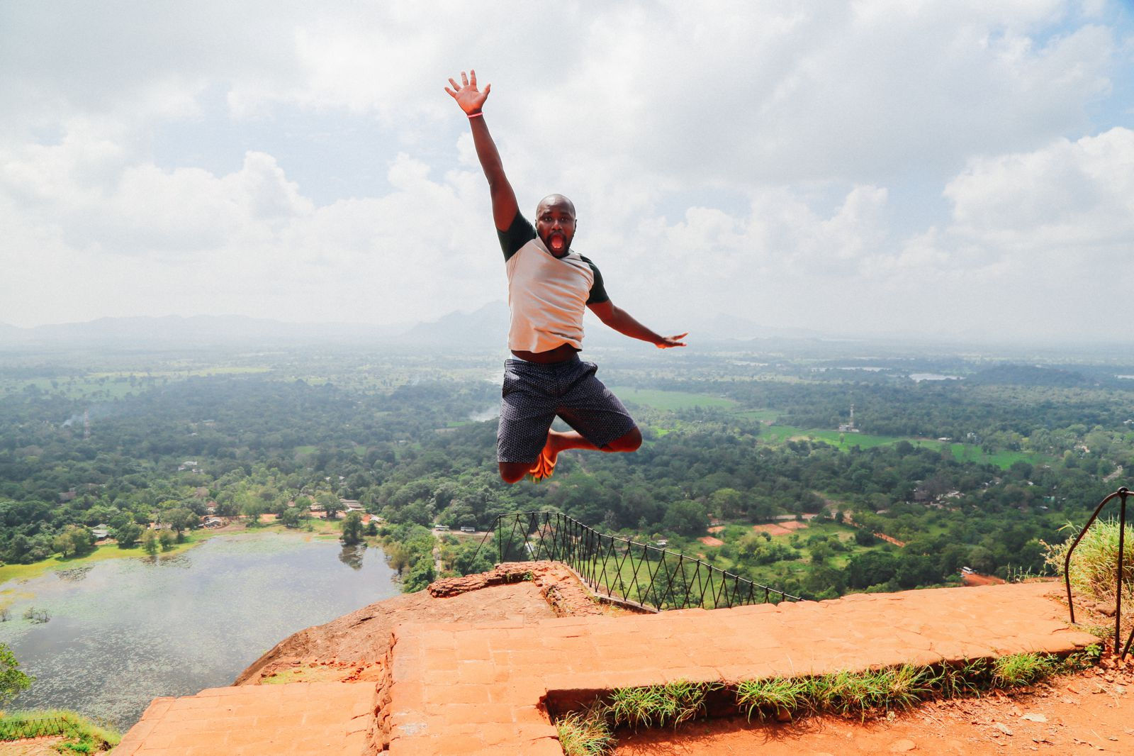 The Complete Guide To Climbing Sri Lanka's UNESCO World Heritage Site Of Sigiriya - Lion Rock (47)