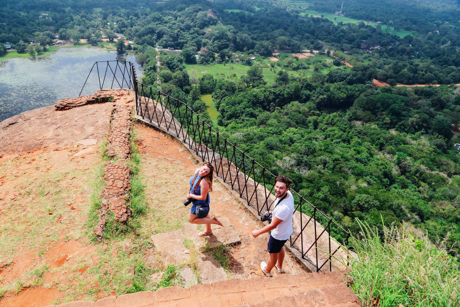 The Complete Guide To Climbing Sri Lanka's UNESCO World Heritage Site Of Sigiriya - Lion Rock (48)