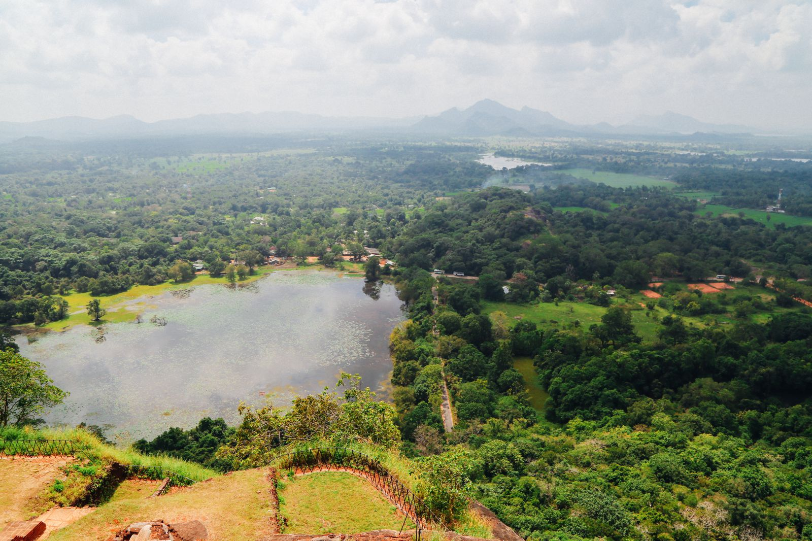 The Complete Guide To Climbing Sri Lanka's UNESCO World Heritage Site Of Sigiriya - Lion Rock (52)