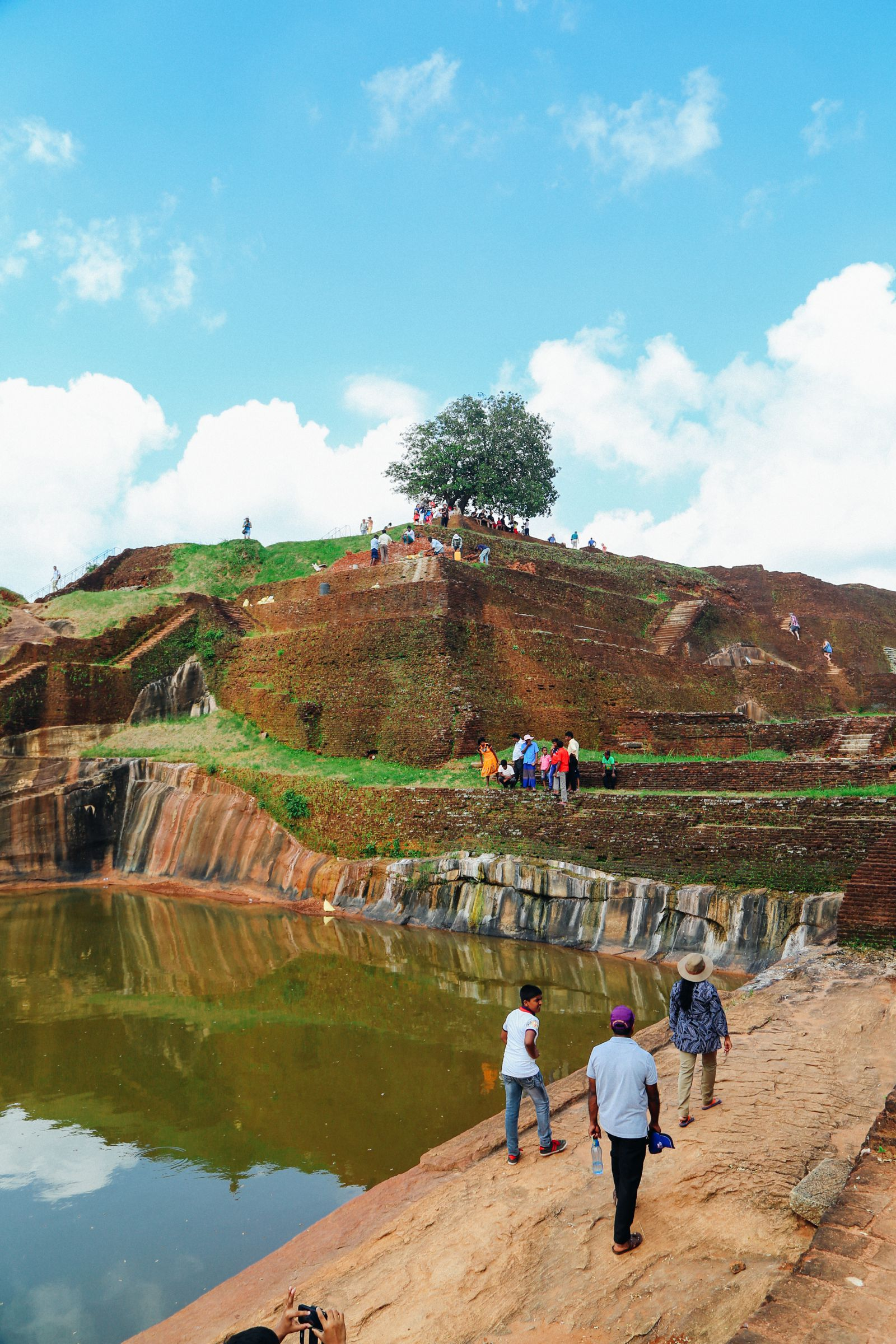 The Complete Guide To Climbing Sri Lanka's UNESCO World Heritage Site Of Sigiriya - Lion Rock (56)
