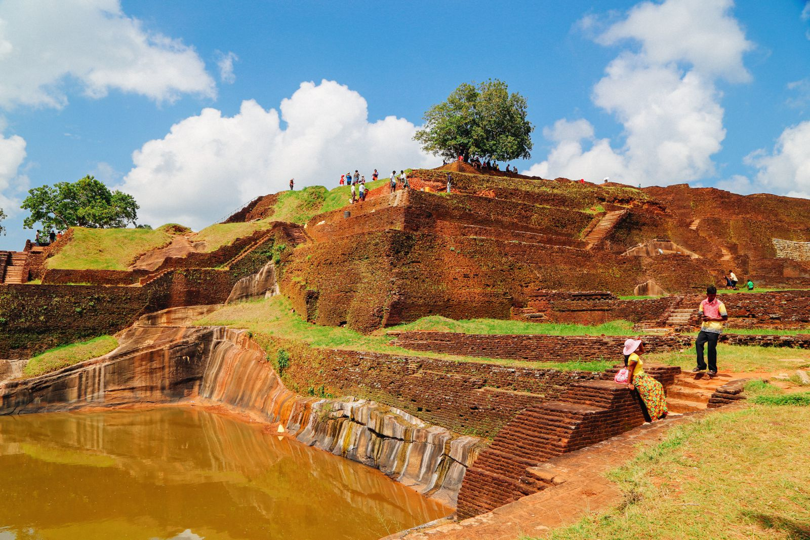 The Complete Guide To Climbing Sri Lanka's UNESCO World Heritage Site Of Sigiriya - Lion Rock (57)