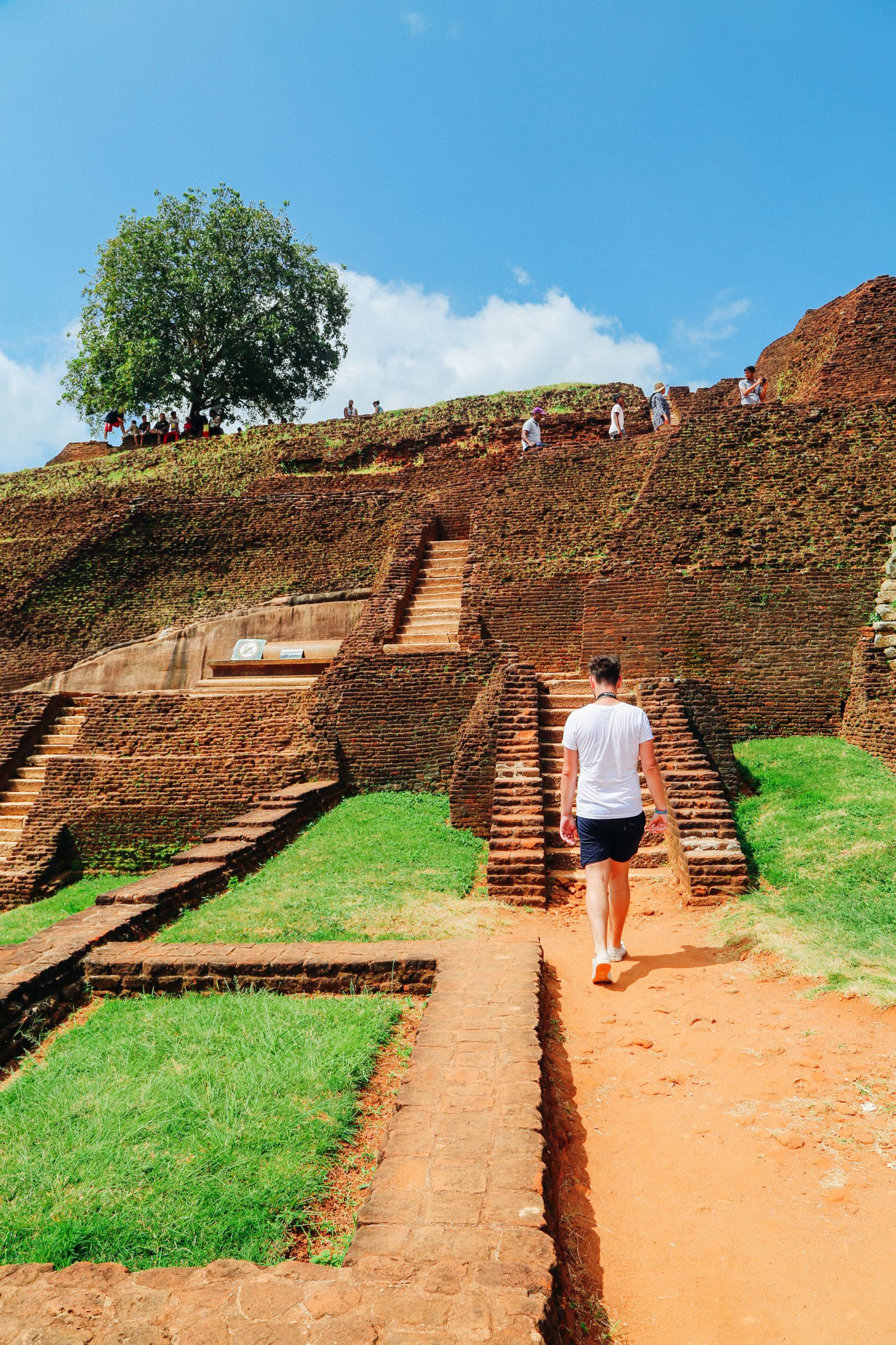 The Complete Guide To Climbing Sri Lanka's UNESCO World Heritage Site Of Sigiriya - Lion Rock (59)