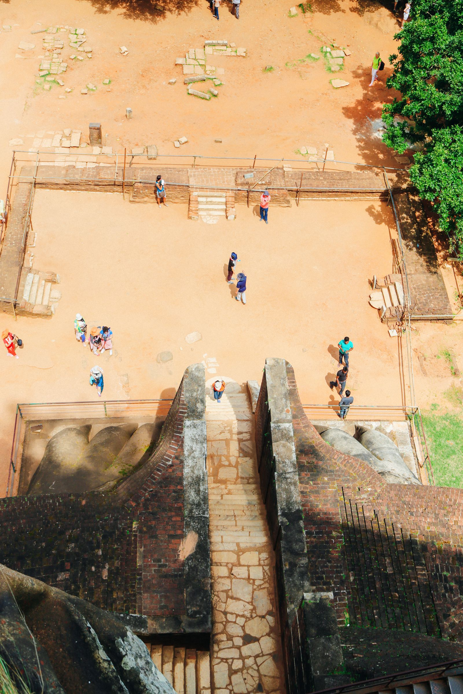 The Complete Guide To Climbing Sri Lanka's UNESCO World Heritage Site Of Sigiriya - Lion Rock (63)