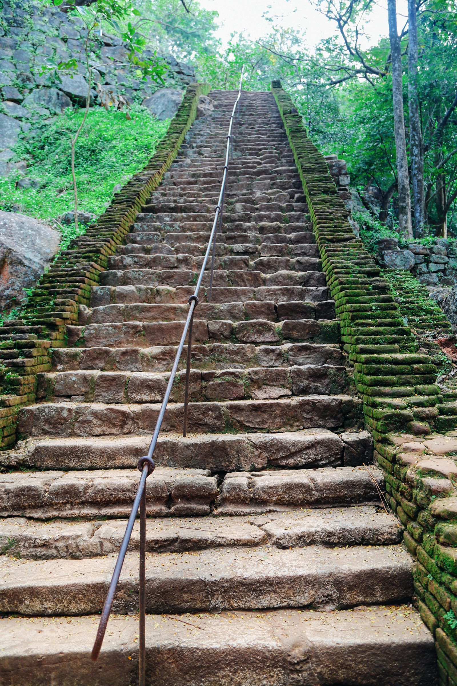 The Complete Guide To Climbing Sri Lanka's UNESCO World Heritage Site Of Sigiriya - Lion Rock (65)