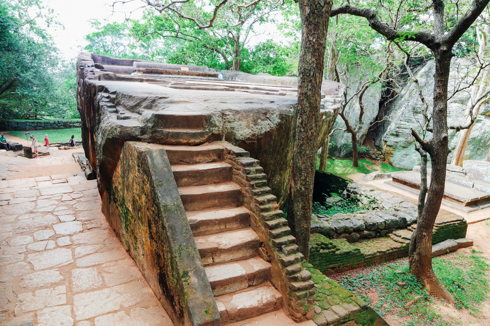 The Complete Guide To Climbing Sri Lanka's UNESCO World Heritage Site Of Sigiriya - Lion Rock (66)