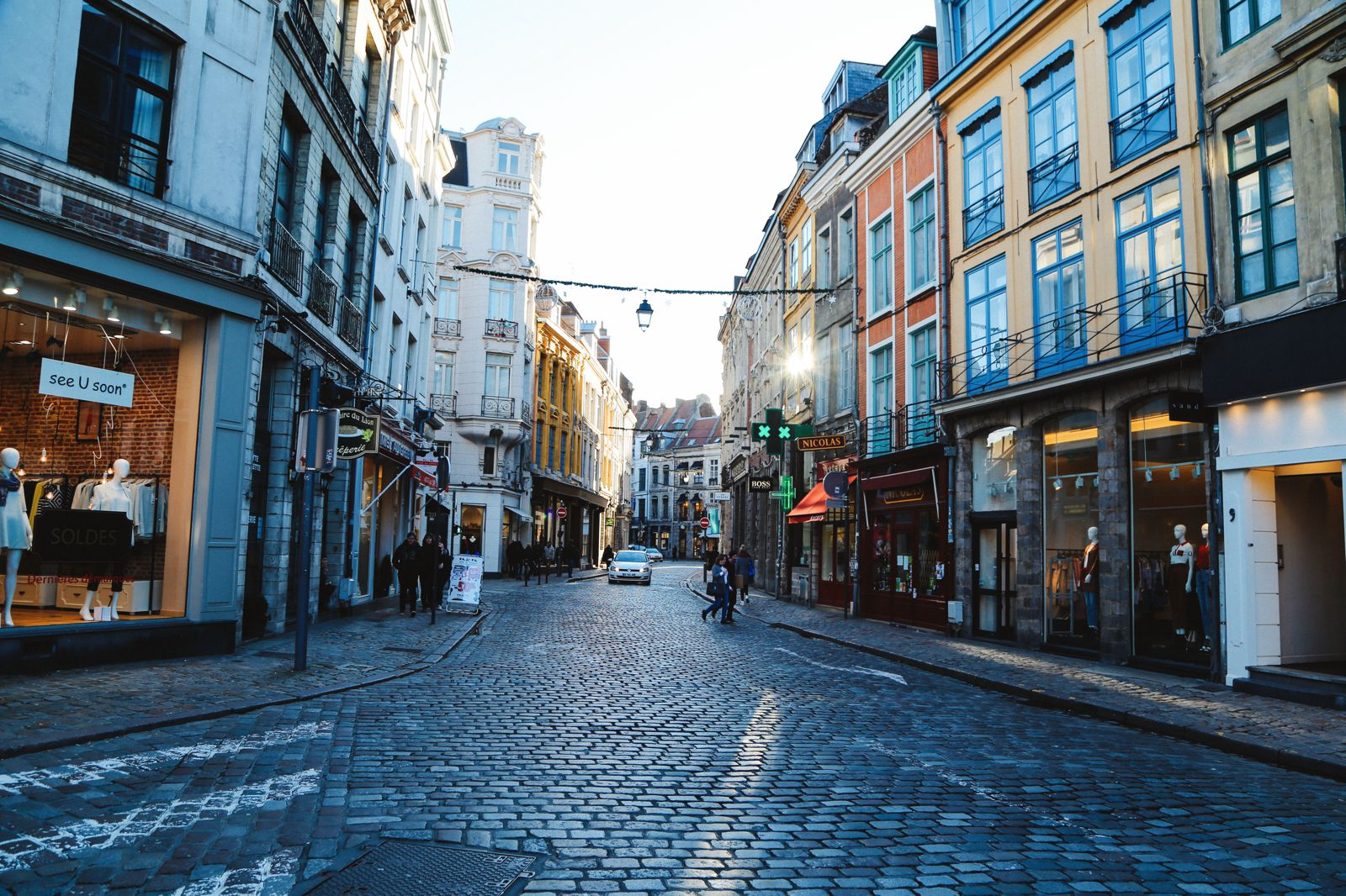A Weekend In The Quaint French City Of Lille... Part 1 of 2 (19)