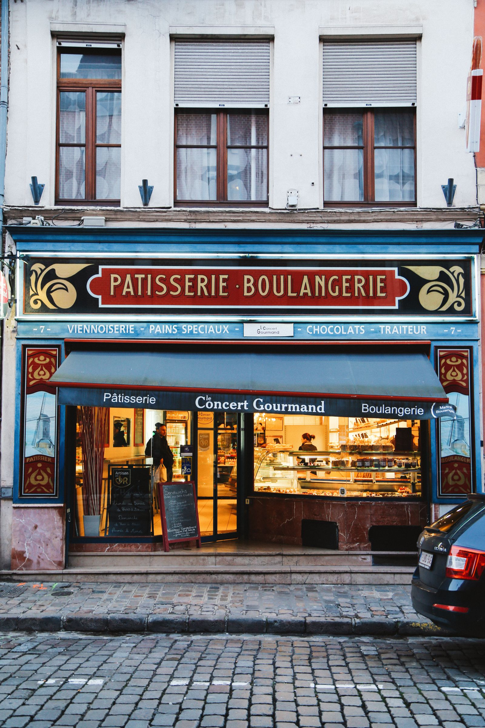 A Weekend In The Quaint French City Of Lille... Part 1 of 2 (23)