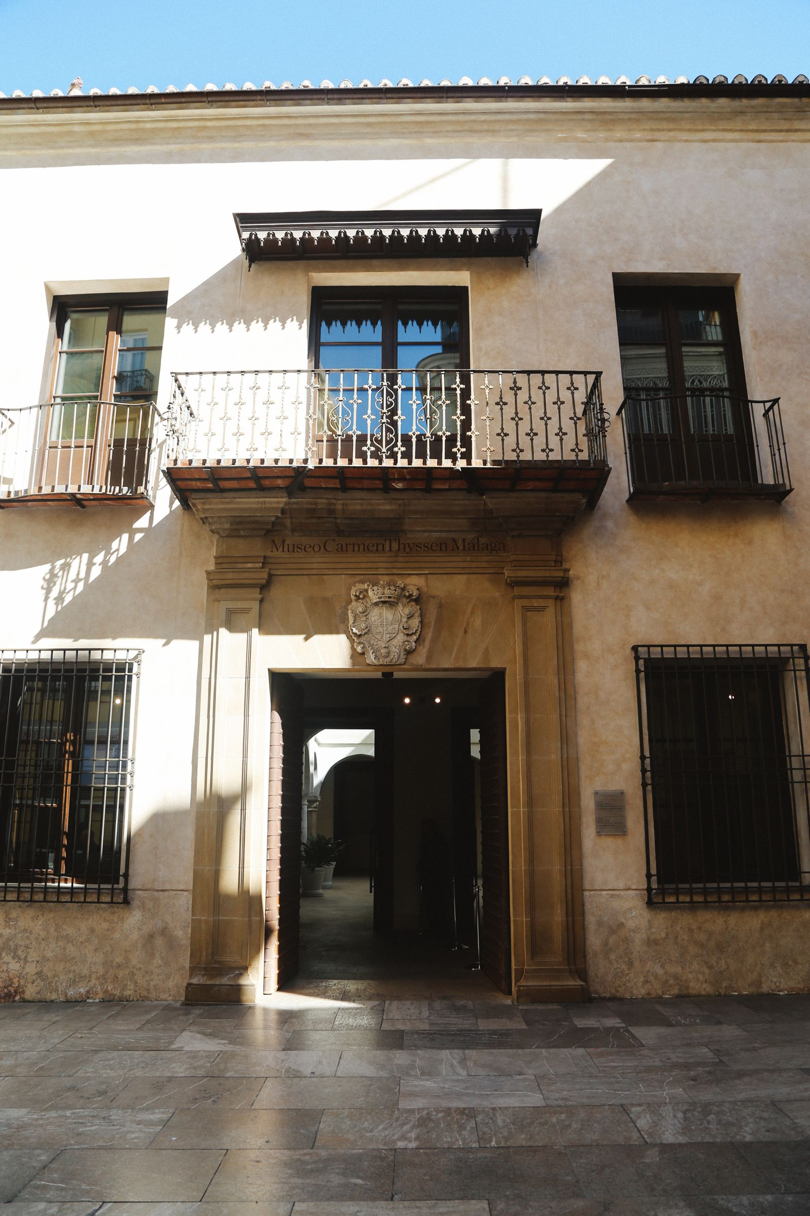 Photo Diary: A Jaunt Through The City of Malaga In Spain (6)