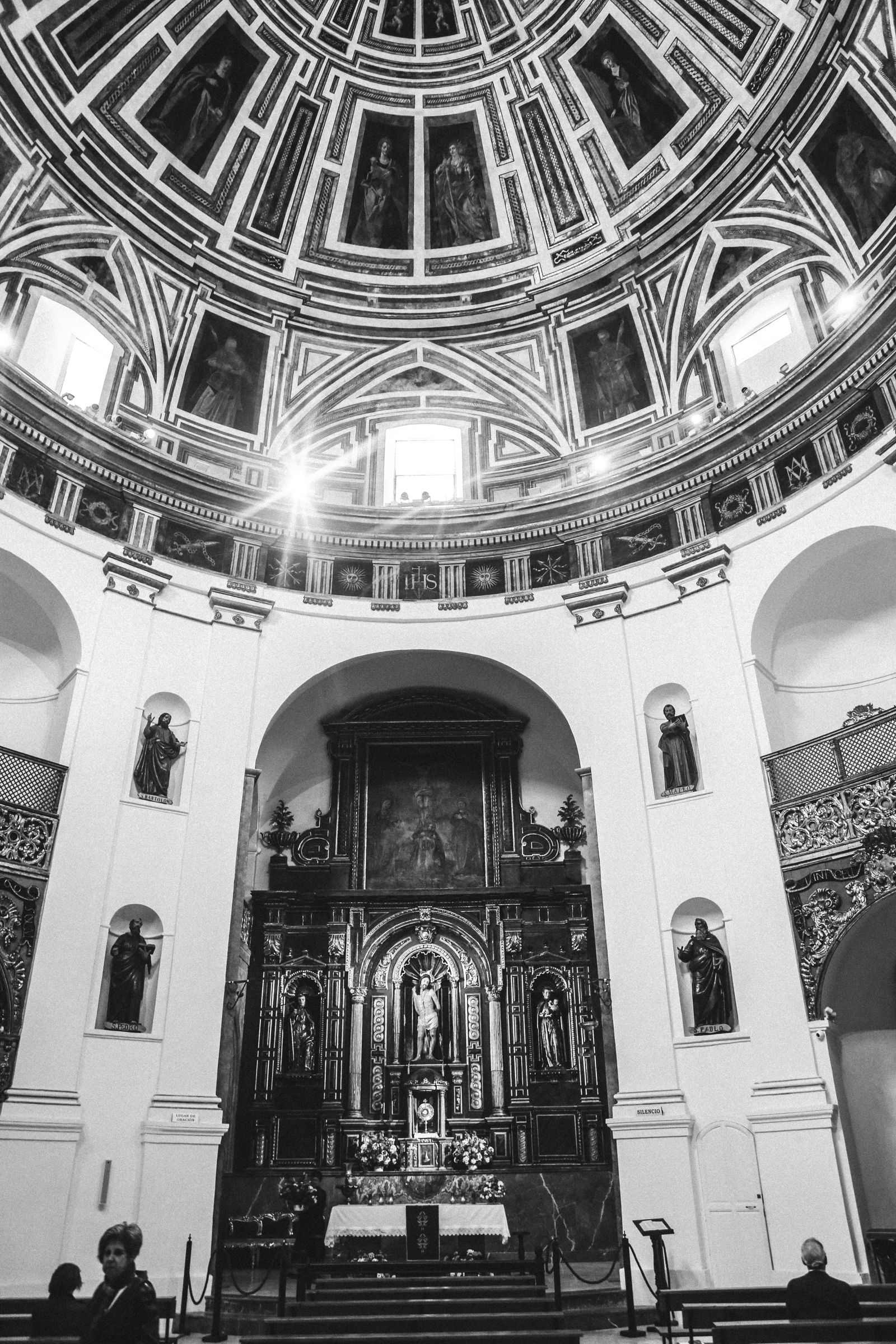 Photo Diary: A Jaunt Through The City of Malaga In Spain (7)