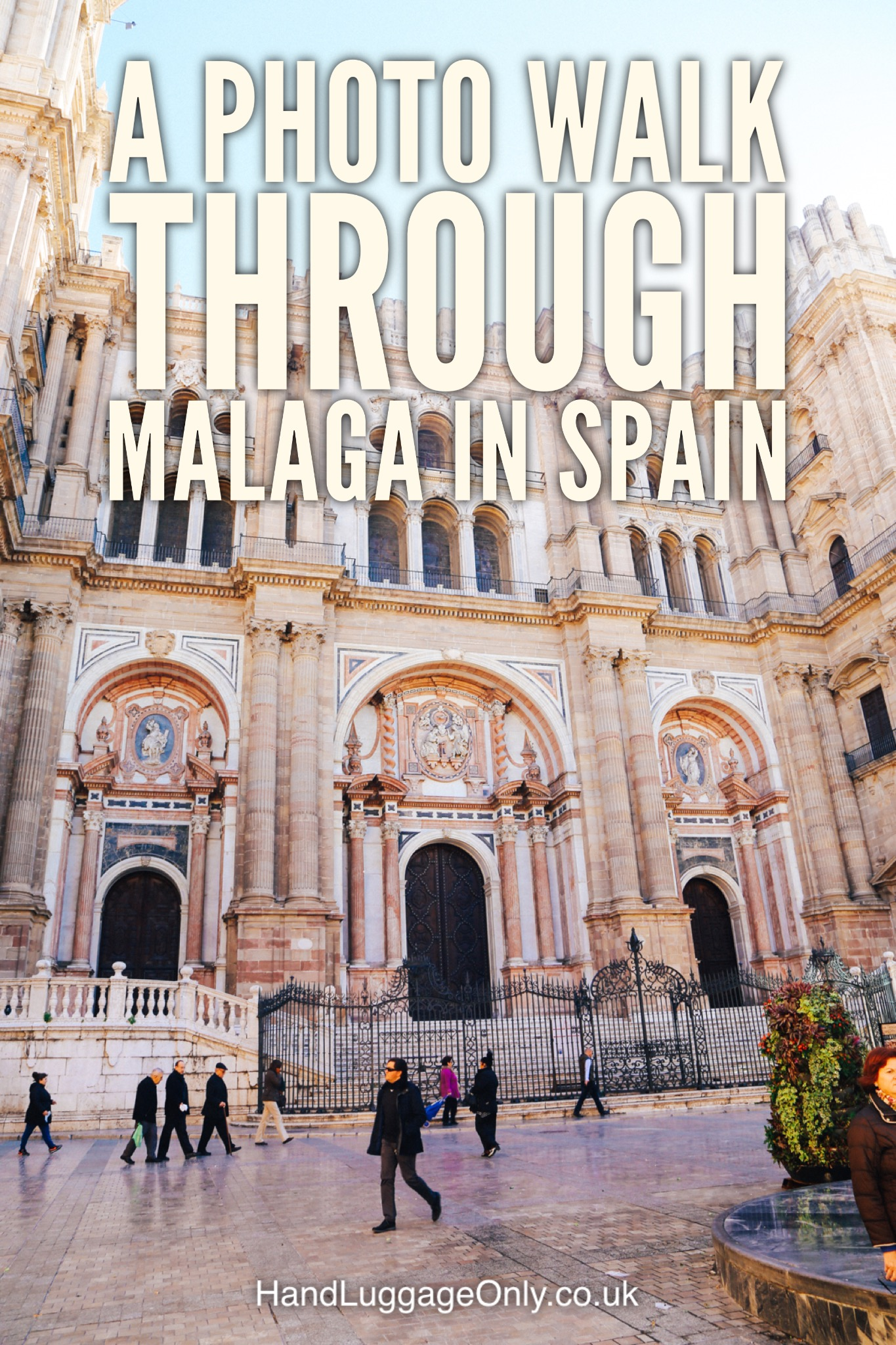 Photo Diary: A Jaunt Through The City of Malaga In Spain (1)