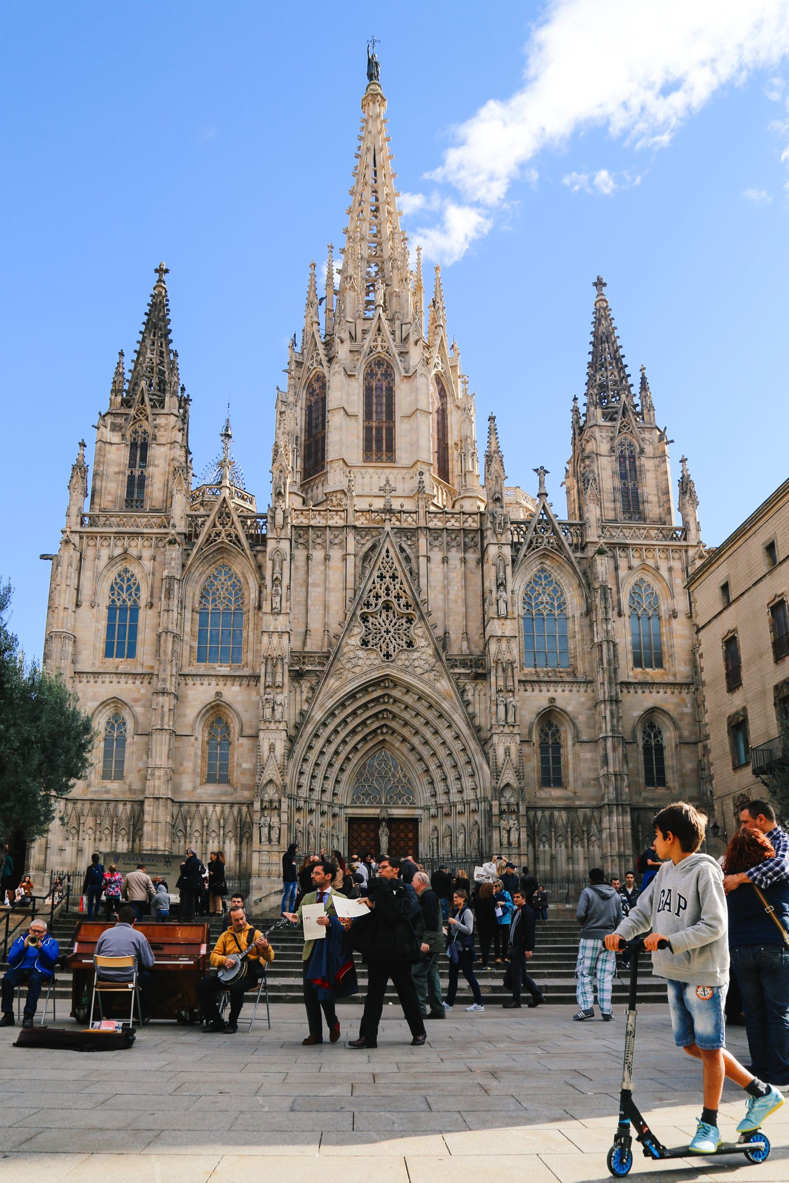 travel guides spain things barcelona