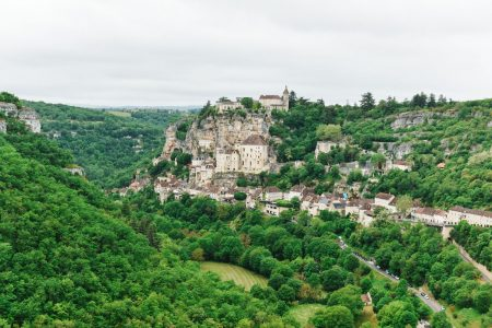 This Is The Most Dramatic Village In France – Rocamadour