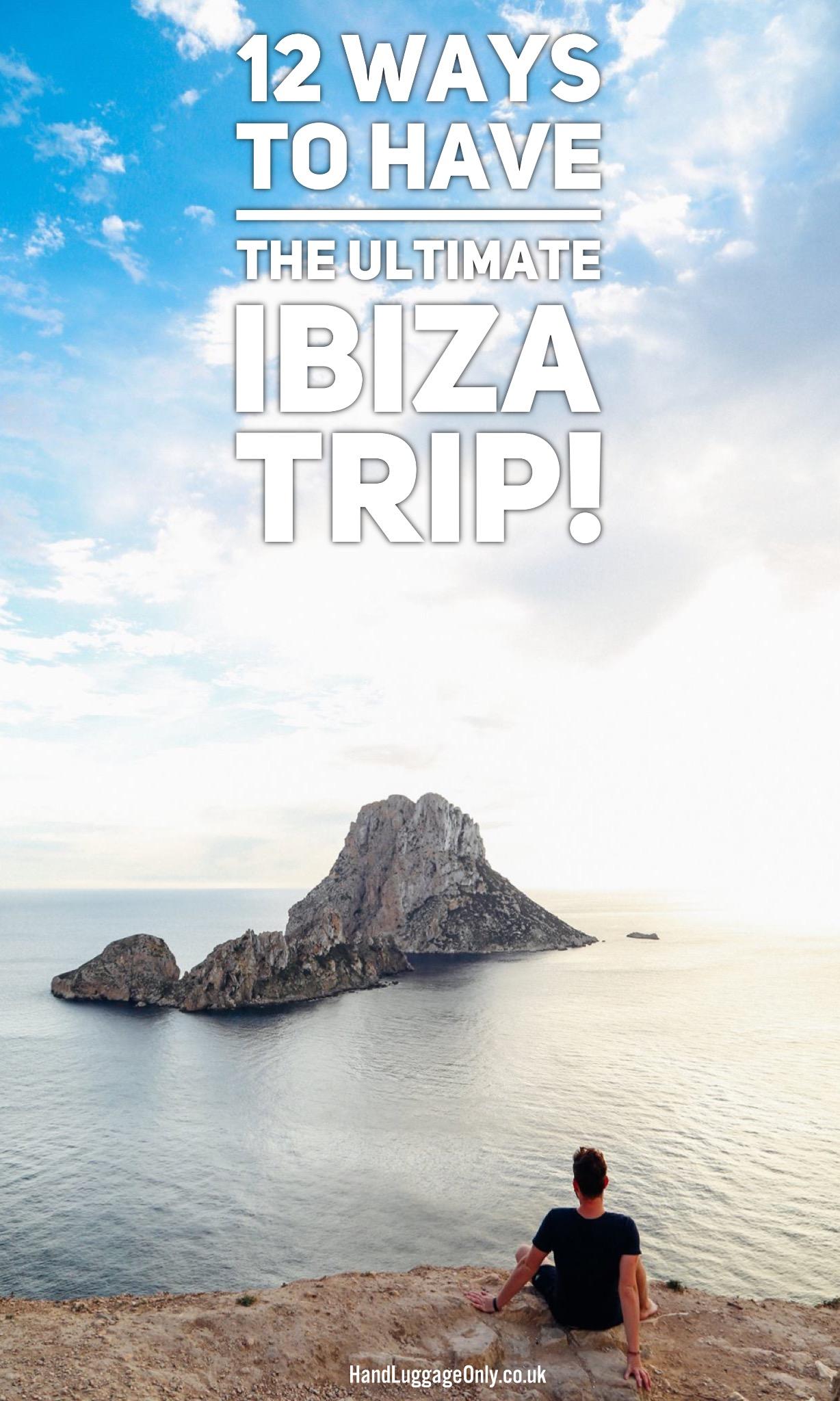 Plan Ibiza Trip