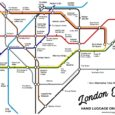 This Alternative London Underground Map Shows You What To See At Every Tube Stop In Central London