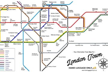Where To Eat, Drink & Explore At Every Central London Tube Stop! (3)