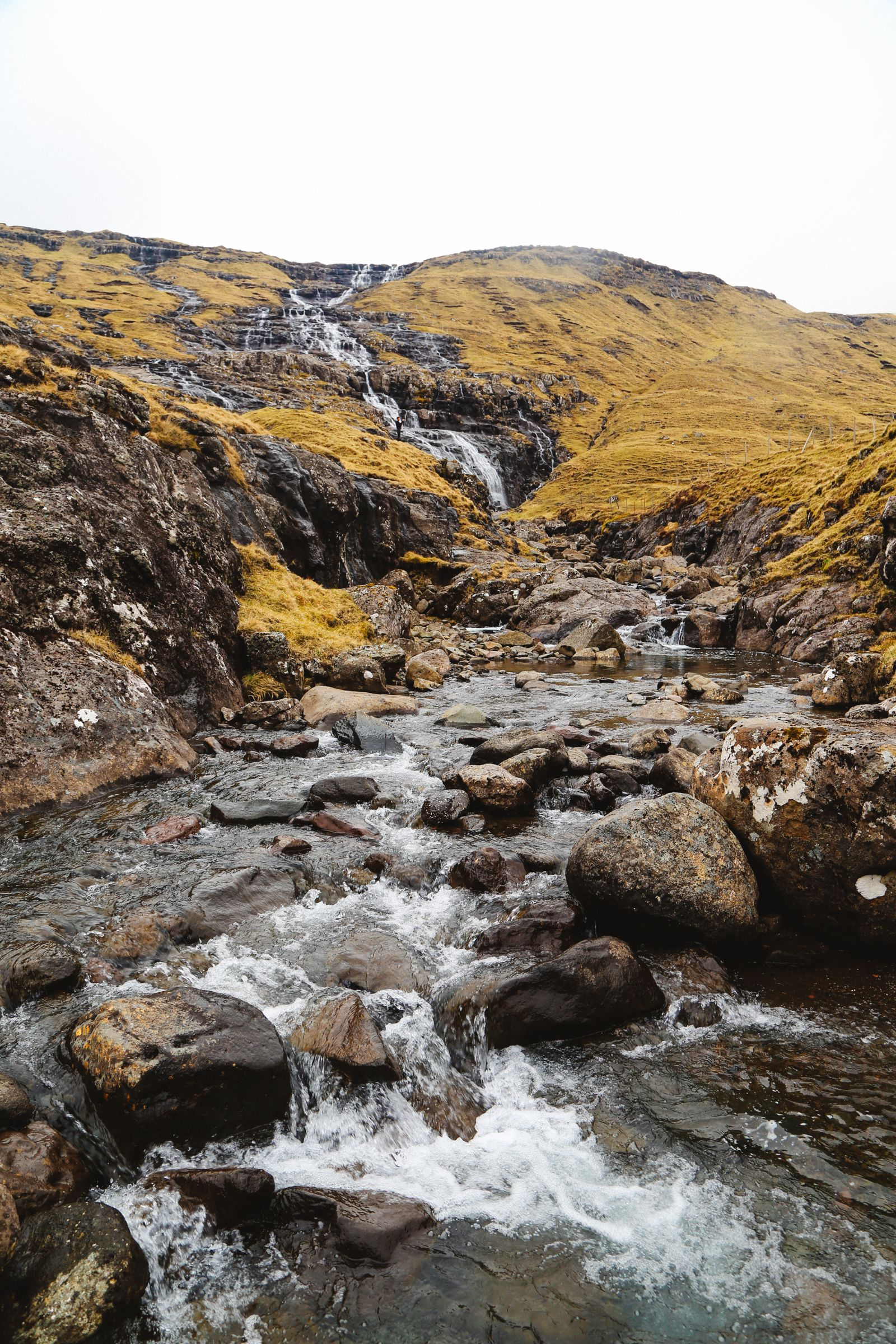 Exploring The Faroe Island's Rugged Buttercup Routes... (45)