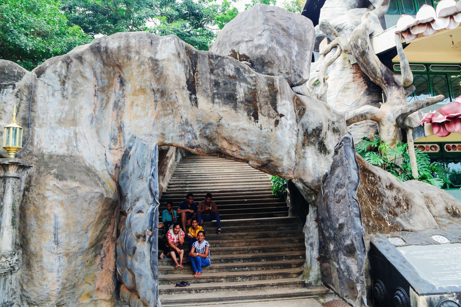 Dambulla Cave Temple And A Trip To Kandy, Sri Lanka (4)