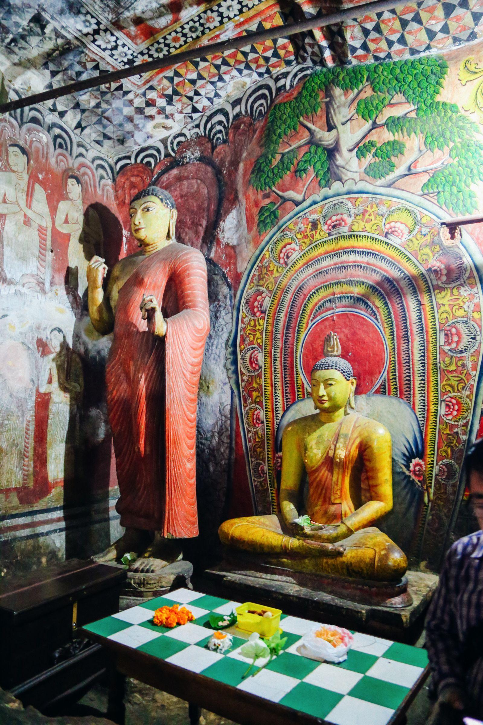 Dambulla Cave Temple And A Trip To Kandy, Sri Lanka (14)