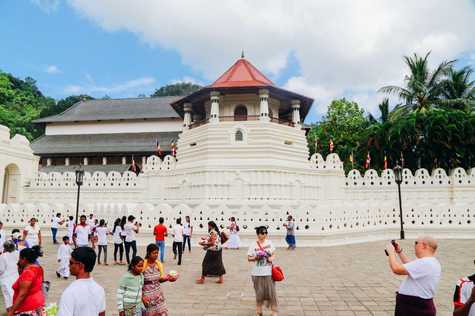 Dambulla Cave Temple And A Trip To Kandy, Sri Lanka (27)