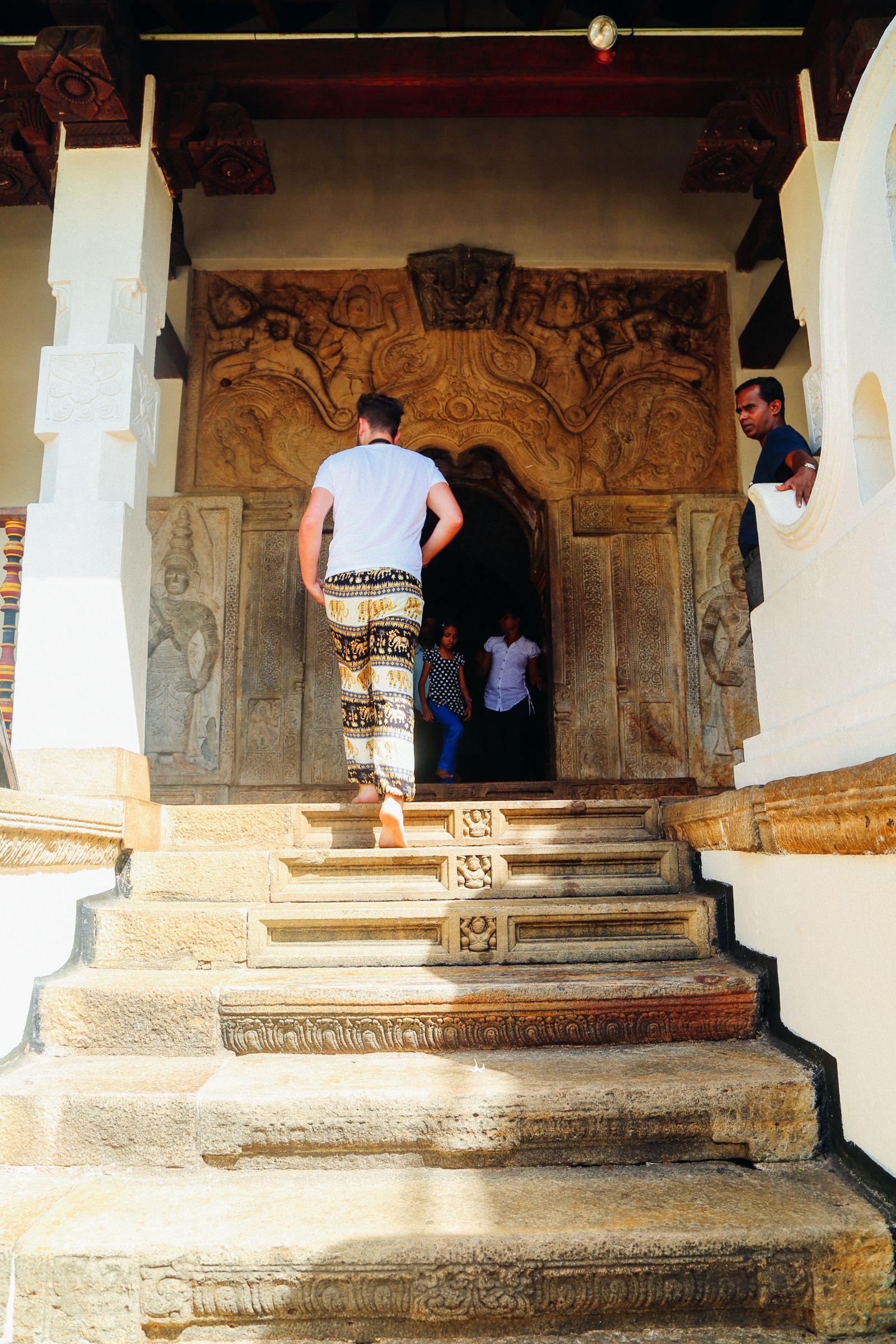 Dambulla Cave Temple And A Trip To Kandy, Sri Lanka (28)